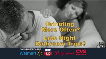 Super Beta Prostate TV Spot, 'Late Night Bathroom Trips' - Thumbnail 3