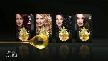 Garnier Olia TV Spot, 'Está en los aceites' canción de Archive [Spanish] - Thumbnail 1