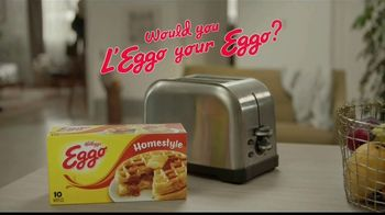 EGGO Homestyle Waffles TV Spot, '¡Gol!' [Spanish] - Thumbnail 9