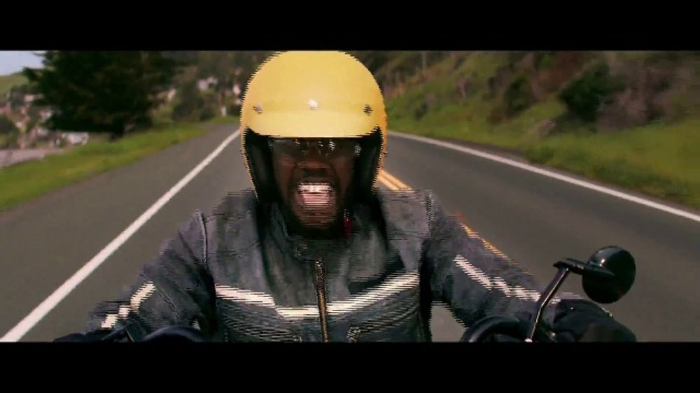 GEICO Motorcycle TV Commercial, 'Jackhammer' Song by Whitesnake