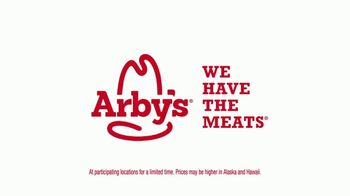 Arby's 2 for $6 Gyros TV Spot, 'Two Parts' Featuring H. Jon Benjamin, Song by YOGI - Thumbnail 9