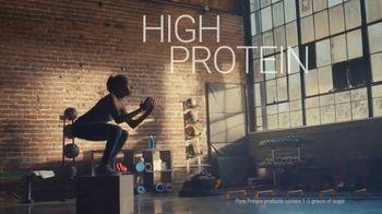 Pure Protein Bar TV Spot, 'High Protein, Low Sugar, Tastes Great' - Thumbnail 3