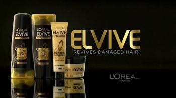 L'Oreal Paris Elvive Total Repair 5 Protein Recharge Treatment TV Spot, 'Heat Protecting' Featuring Winona Ryder - Thumbnail 9