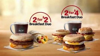 McDonald's Breakfast Duos TV Spot, 'Wake Up' - Thumbnail 10
