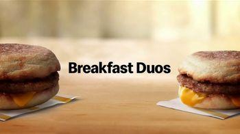 McDonald's Breakfast Duos TV Spot, 'Wake Up' - Thumbnail 2