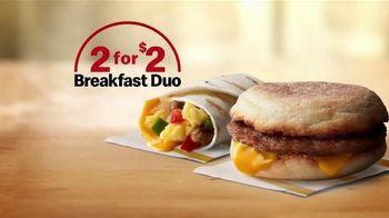 McDonald's Breakfast Duos TV Spot, 'Wake Up' - Thumbnail 3