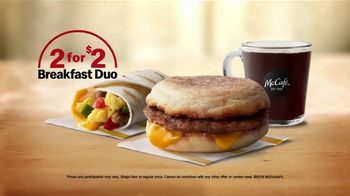 McDonald's Breakfast Duos TV Spot, 'Wake Up' - Thumbnail 5