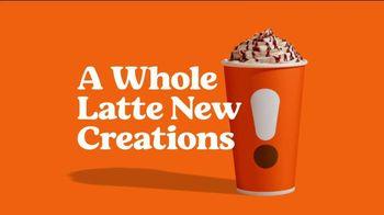 Dunkin' Donuts Signature Lattes TV Spot, 'Treat Yourself' - Thumbnail 1