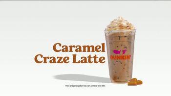 Dunkin' Donuts Signature Lattes TV Spot, 'Treat Yourself' - Thumbnail 7