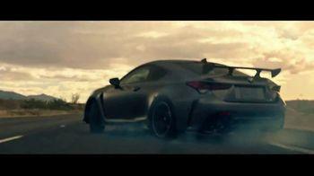 2020 Lexus RC F TV Spot, 'One-Track Mind' [T1] - Thumbnail 8