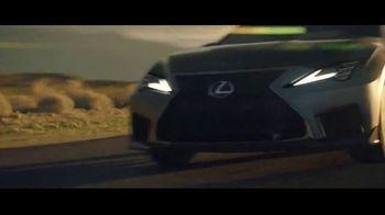2020 Lexus RC F TV Spot, 'One-Track Mind' [T1] - Thumbnail 9