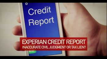US District Court Eastern District of Virginia TV Spot, 'Experian Settlement'