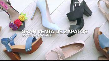 Macy's Oferta de Diamantes y Gran Venta de Zapatos TV Spot, 'Tantas formas de ahorrar' [Spanish] - Thumbnail 5