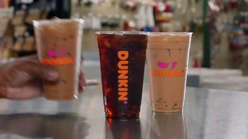 Dunkin' Donuts $2 Cold Brew TV Spot, 'Afternoon Drag' - Thumbnail 2
