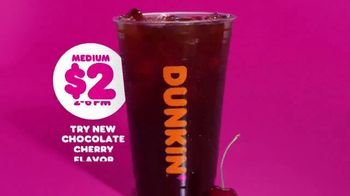 Dunkin' Donuts $2 Cold Brew TV Spot, 'Afternoon Drag' - Thumbnail 8