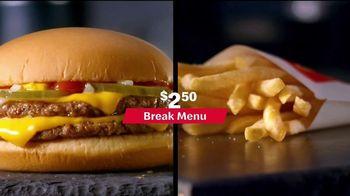 McDonald's TV Spot, 'Food Cred: Break Menu' - Thumbnail 10