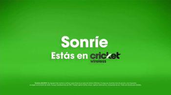 Cricket Wireless TV Spot, 'Rumores: $100 dólares de descuento' canción de Berlin [Spanish] - Thumbnail 9