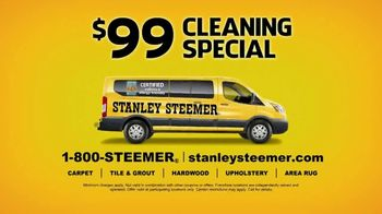 Stanley Steemer $99 Cleaning Special TV Spot, 'That's Gross: Spit Take' - Thumbnail 10