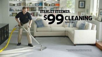 Stanley Steemer $99 Cleaning Special TV Spot, 'That's Gross: Spit Take' - Thumbnail 8