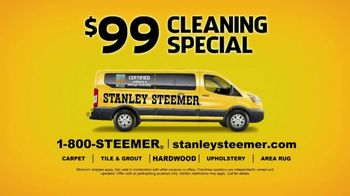 Stanley Steemer $99 Cleaning Special TV Spot, 'That's Gross: Spit Take' - Thumbnail 9