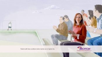 BOTOX TV Spot, 'Stand Up: Mobile Migraine Tracker'