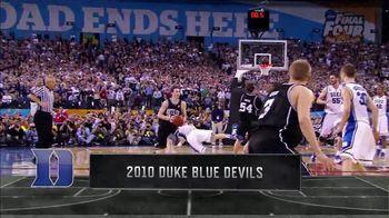 Lowe's TV Spot, 'CBS: Memorable Moments: 2010 Duke Blue Devils' - Thumbnail 4