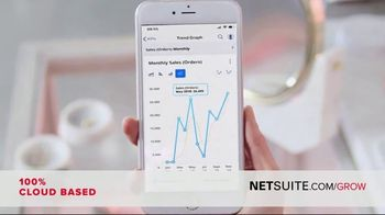 Oracle NetSuite TV Spot, 'Kristin Cavallari: Founder and CEO of Uncommon James' - Thumbnail 7