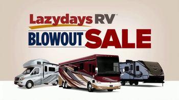 Lazydays Blowout Sale TV Spot, 'We Can't Wait' - Thumbnail 3