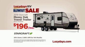 Lazydays Blowout Sale TV Spot, 'We Can't Wait' - Thumbnail 6