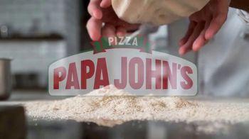 Papa John's Handcrafted Specialty Menu TV Spot, 'Six New Pizzas' - Thumbnail 1
