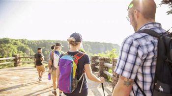 Arkansas Department of Parks & Tourism TV Spot, 'Road Trip: Mount Magazine State Park' - Thumbnail 4