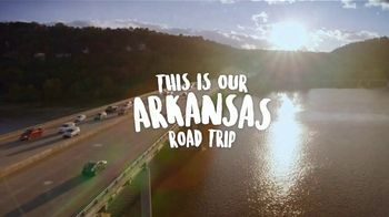 Arkansas Department of Parks & Tourism TV Spot, 'Road Trip: Mount Magazine State Park'