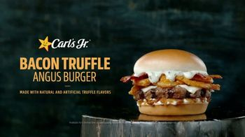 Carl's Jr. Bacon Truffle Angus Burger TV Spot, 'Pig' - Thumbnail 10