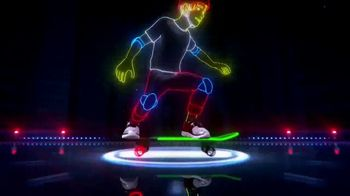 SKECHERS Lighted Footwear TV Spot, \'Light Up the Action\'