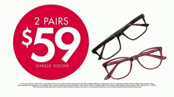 Visionworks TV Spot, 'See Great: Over 500 Frames' - Thumbnail 6