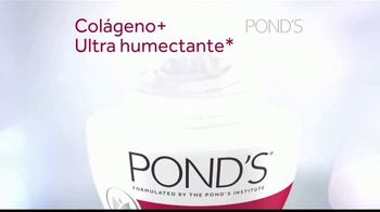 Pond's Rejuveness Anti-Wrinkle Cream TV Spot, 'Más firmeza' [Spanish] - Thumbnail 4