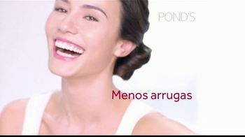 Pond's Rejuveness Anti-Wrinkle Cream TV Spot, 'Más firmeza' [Spanish]