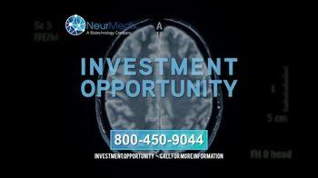 NeurMedix TV Spot, 'Invest in NeurMedix'