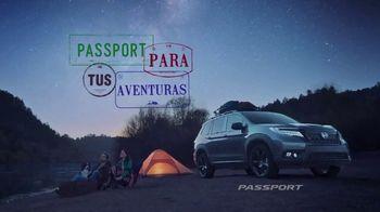 2019 Honda Passport TV Spot, 'La Passport para tus aventuras' [Spanish] [T1] - Thumbnail 7