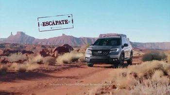 2019 Honda Passport TV Spot, 'La Passport para tus aventuras' [Spanish] [T1] - Thumbnail 1