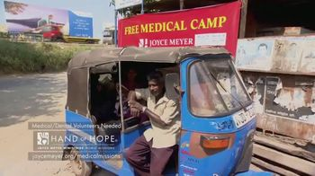 Joyce Meyer Ministries Hand of Hope TV Spot, 'We Need Your Help' - Thumbnail 9