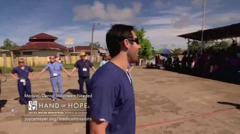 Joyce Meyer Ministries Hand of Hope TV Spot, 'We Need Your Help' - Thumbnail 4
