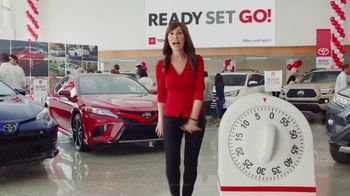 Toyota Ready Set Go! TV Spot, 'Have a Little More Time' [T2] - Thumbnail 3