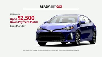 Toyota Ready Set Go! TV Spot, 'Have a Little More Time' [T2] - Thumbnail 4