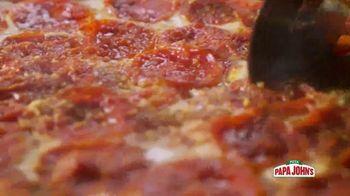 Papa John's Ultimate Pepperoni TV Spot, 'What You've Been Craving' - Thumbnail 4