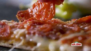 Papa John's Ultimate Pepperoni TV Spot, 'What You've Been Craving' - Thumbnail 5