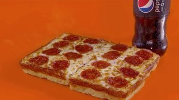 Little Caesars Pizza $5 Hot-N-Ready Lunch Combo TV Spot, 'Only $4 For a Limited Time' - Thumbnail 1