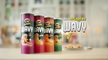Pringles Wavy TV Spot, 'Daddy' - Thumbnail 9