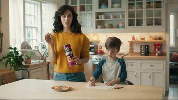 Pringles Wavy TV Spot, 'Daddy'