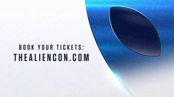 AlienCon 2019 TV Spot, 'LA and Dallas Conventions' - Thumbnail 9
